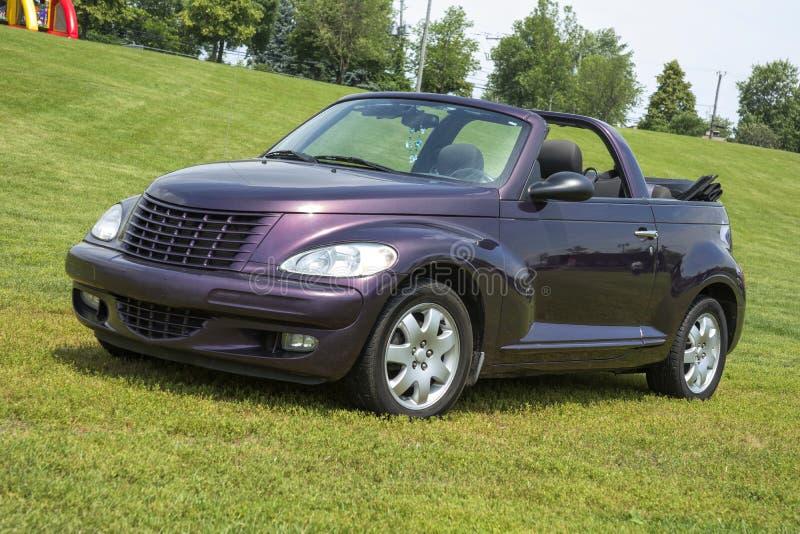 Cruzador de Chrysler pinta foto de stock