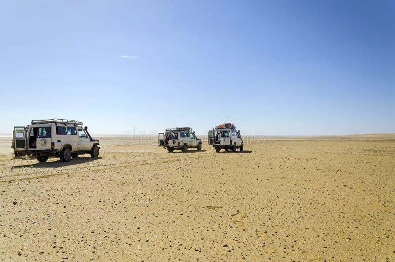 Cruzadores de Safari Land fotos de stock