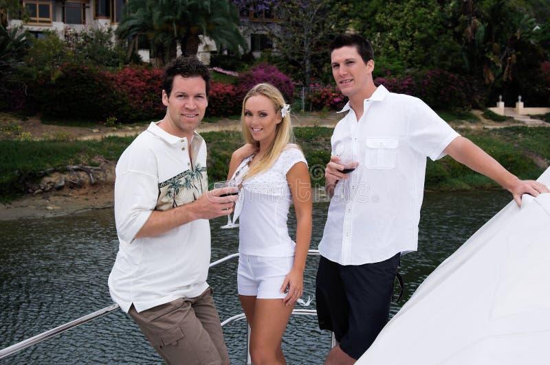 Cruzeiro do verão imagens de stock royalty free