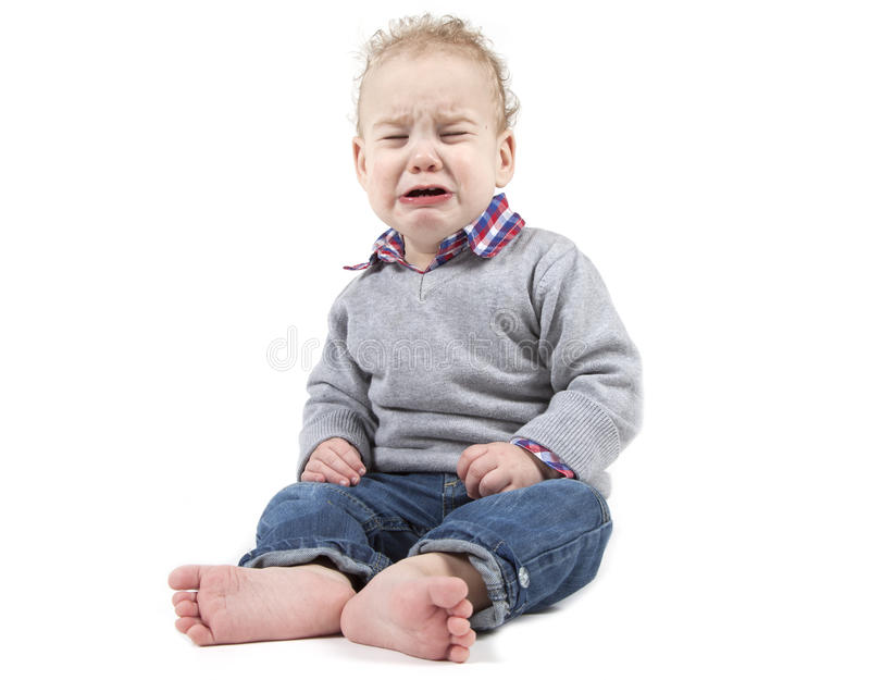 Download Crying stock image. Image of pain, mouth, baby, person - 18010331