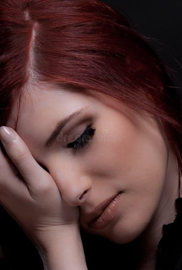 Download Crying stock photo. Image of melancholy, human, female - 21661548