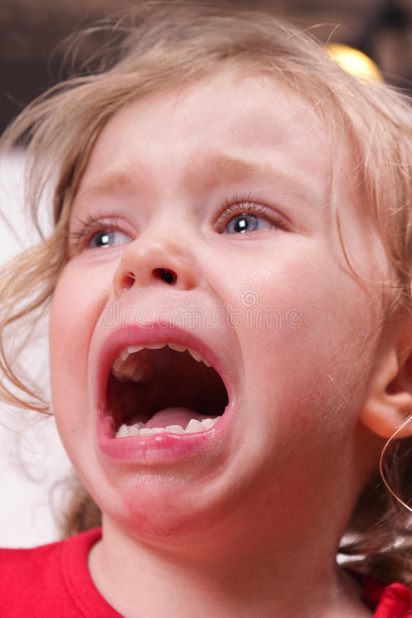 Download Crying Stock Photo - Image: 24833750