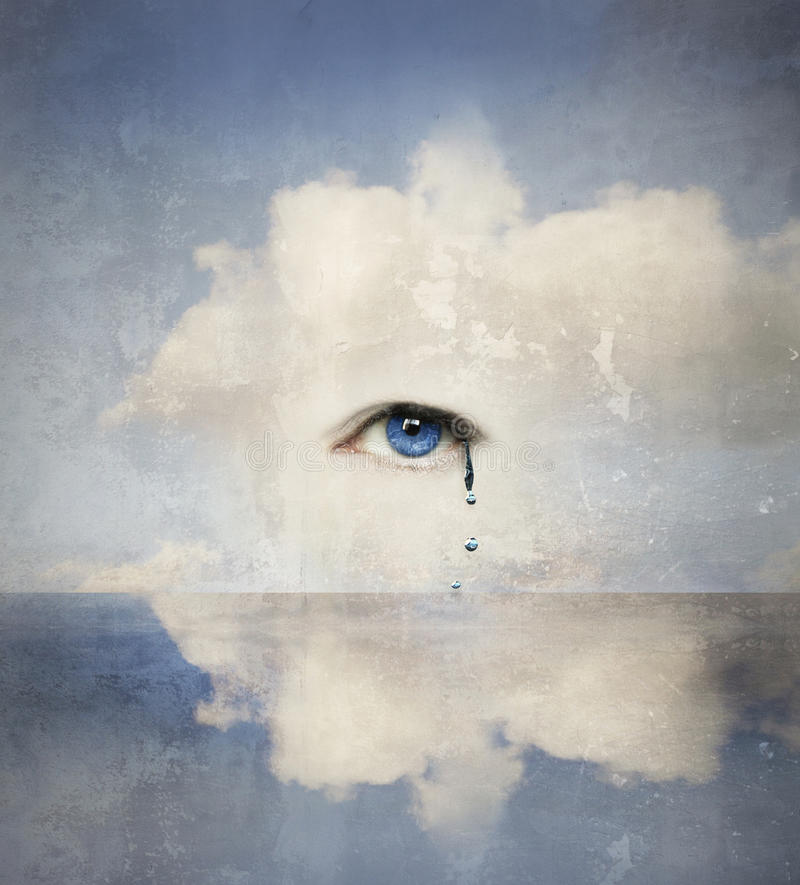 Download Crying Royalty Free Stock Photo - Image: 26052485