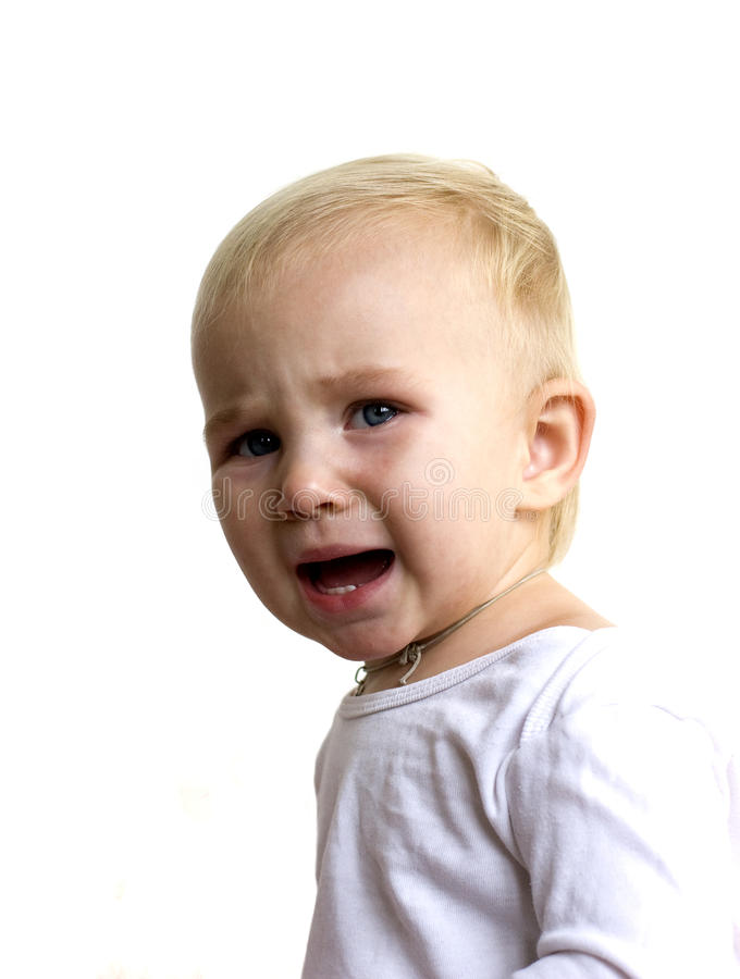 Free Crying Baby Royalty Free Stock Images - 16654929