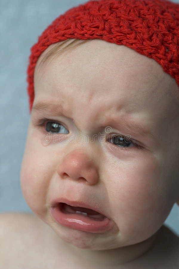 Download Crying Baby stock photo. Image of infant, skin, baby, fussiness - 1799180