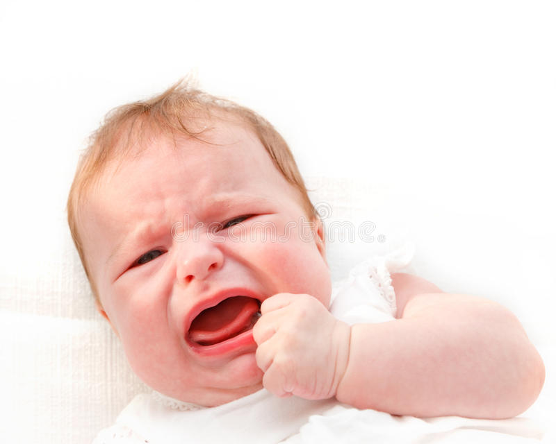 Download Crying Baby Stock Image - Image: 18481441