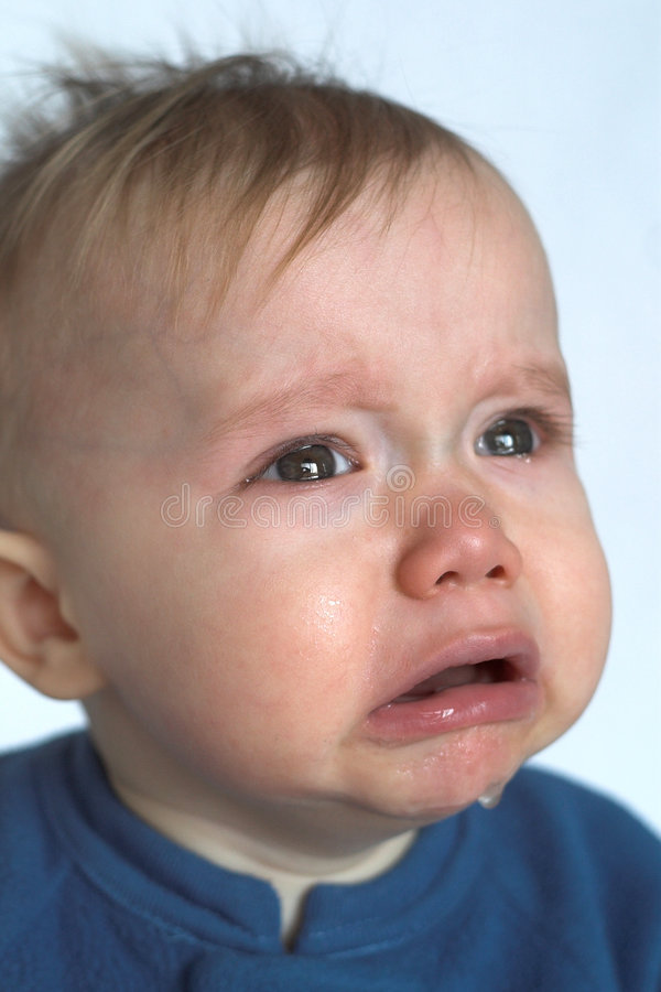 Download Crying Baby stock photo. Image of frown, infant, pout - 1936284