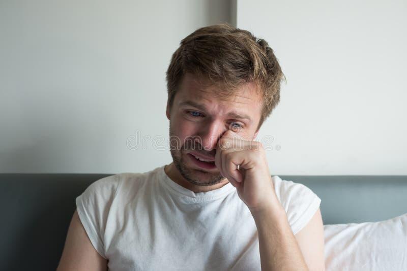 Insomnia facial hair