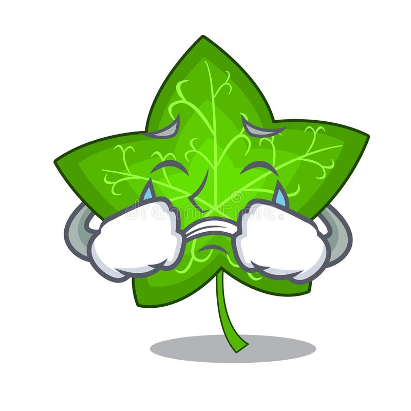 Leaf Clip Crying Part