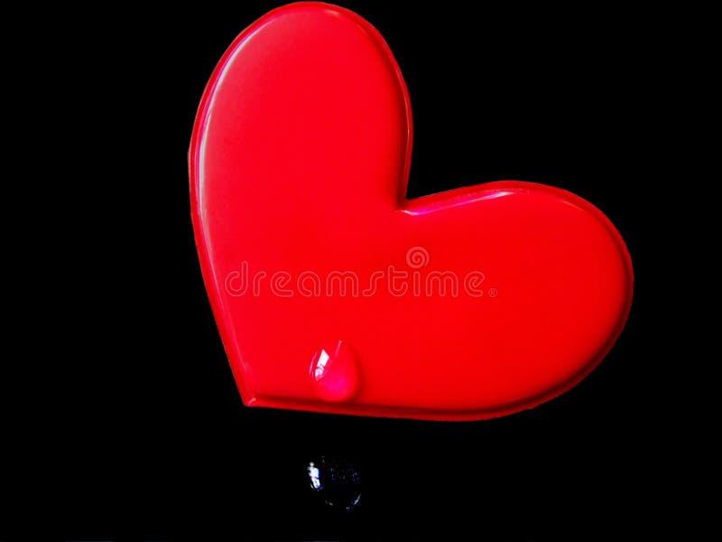 Crying heart stock photos