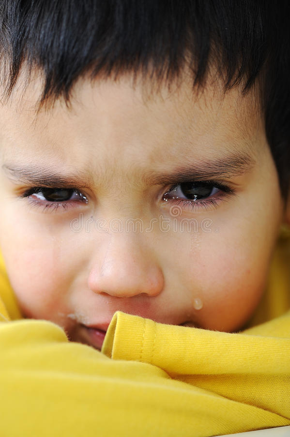 Download Crying Kid, Emotional Scene Stock Photo - Image: 13459568