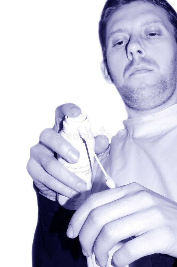 cryosurgery obraz stock