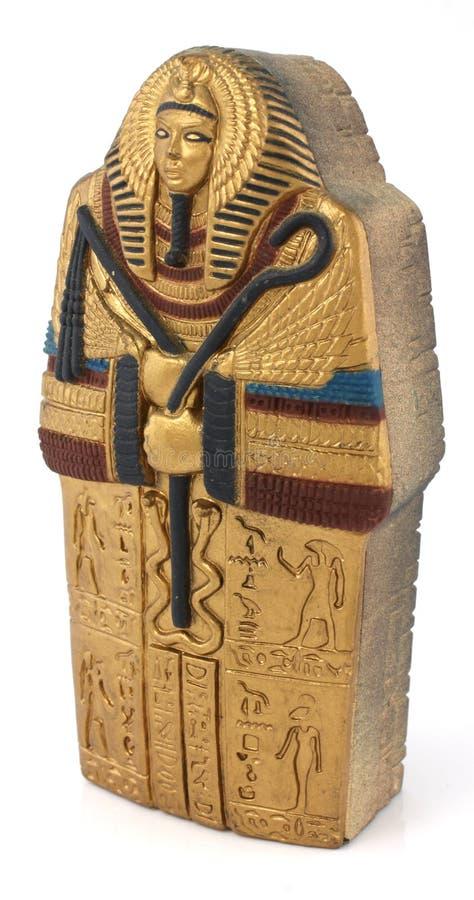 Crypte de l'Egypte photo stock
