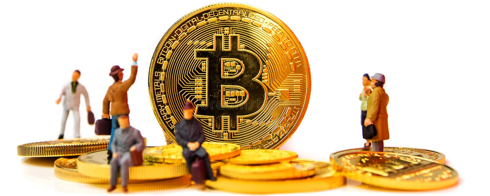 get rich on cryptocurrency