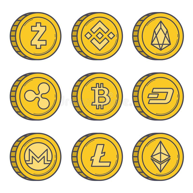 cryptocurrency trading symbols