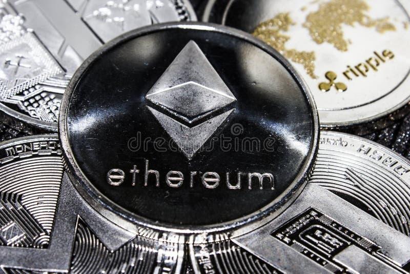 ripple dash ethereum litecoin
