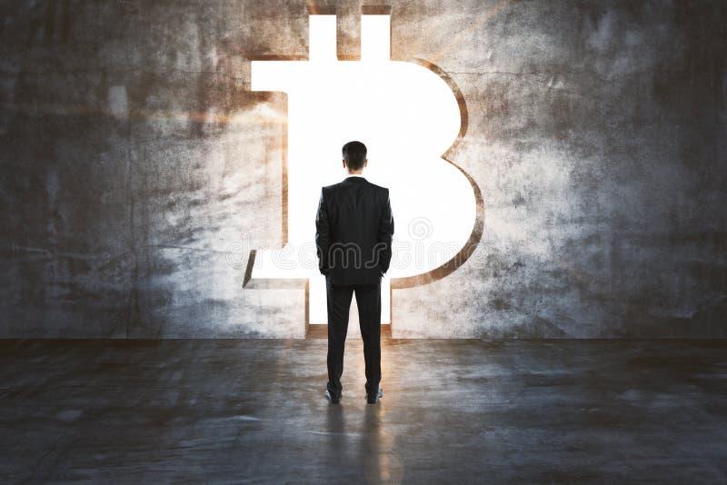 Cryptocurrency и концепция финансов стоковая фотография rf