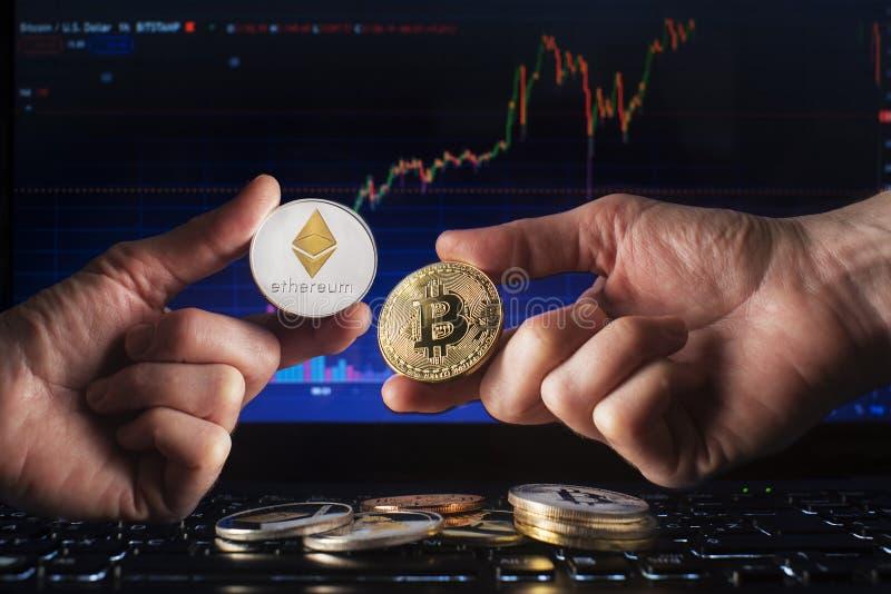 Bitcoin o Ethereum: quale scegliere? I consigli di Marco Amadori