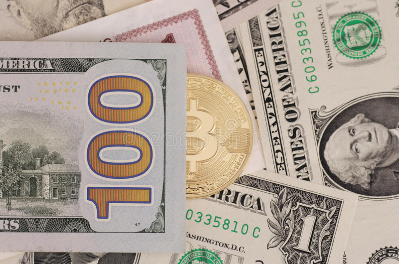 Cryptocurrency royalty free stock images