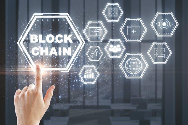 Cryptocurrency, kryptografi- och betalningbegrepp royaltyfria foton