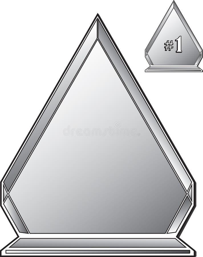 Crystal_Award immagini stock libere da diritti