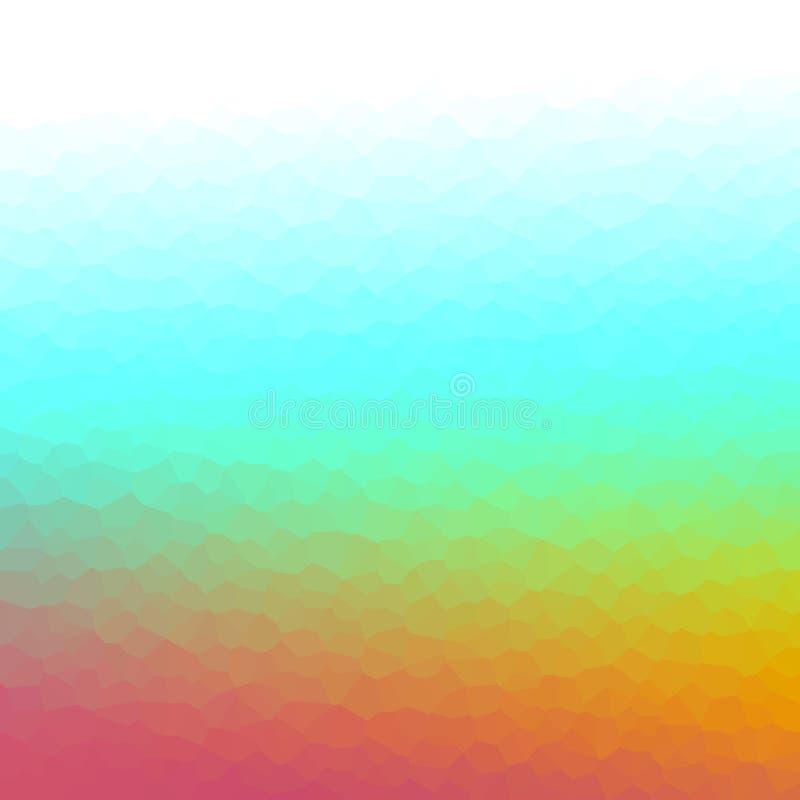Download Crystal background stock illustration. Image of vivid - 5292168
