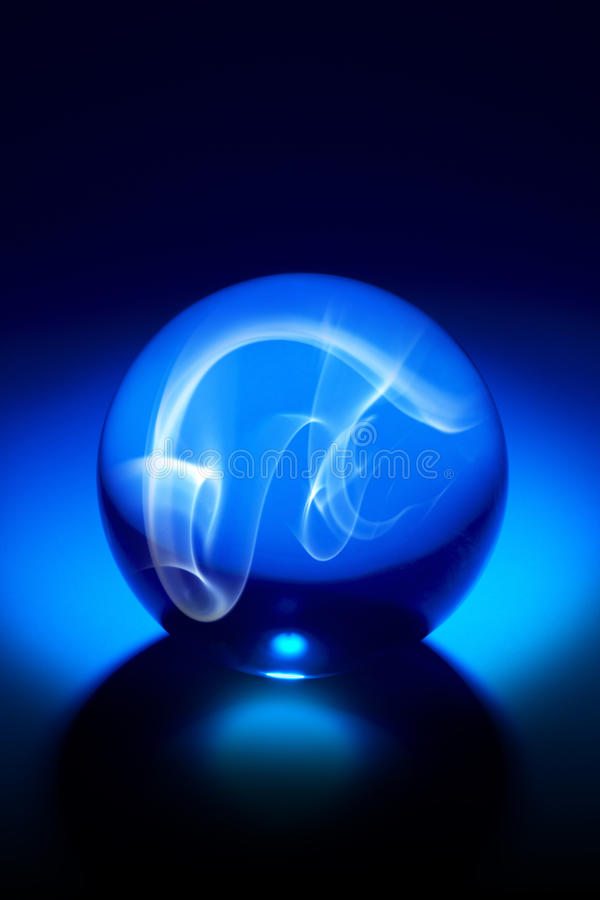 Download Crystal Ball stock image. Image of ornament, background - 12343381