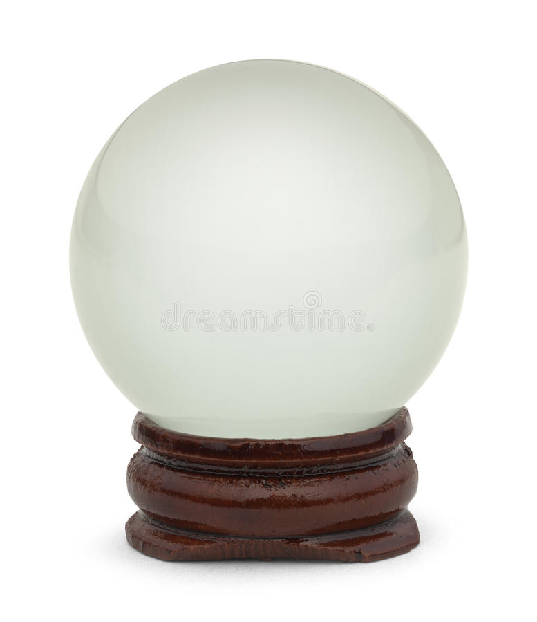 Crystal Ball royalty free stock image