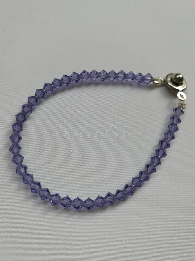 Crystal Bracelet immagini stock