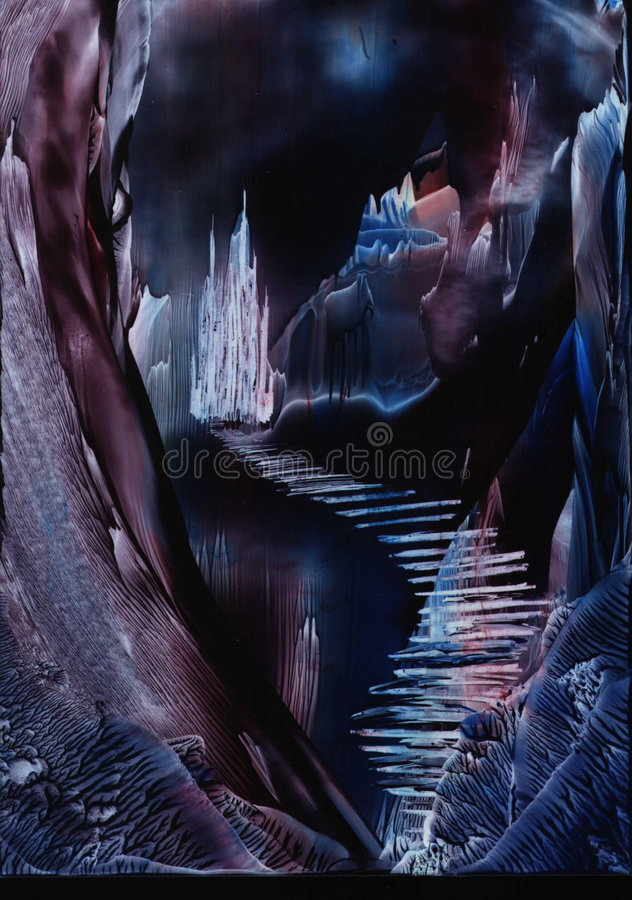 Free Crystal Castle Underworld Stock Images - 695094