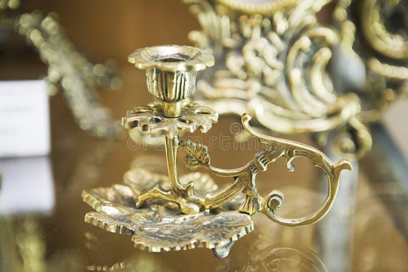 Crystal Chandelier royaltyfri bild