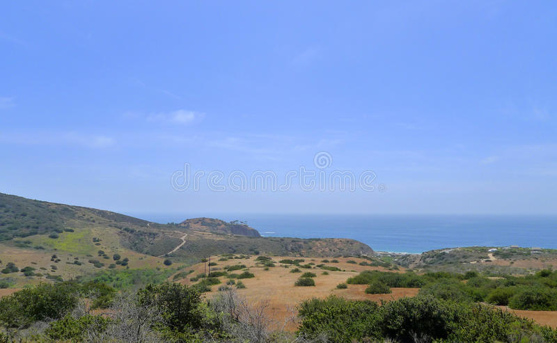 Crystal Cove State Park foto de stock royalty free