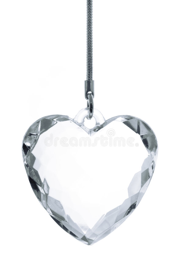Free Crystal Heart Stock Photos - 8982153