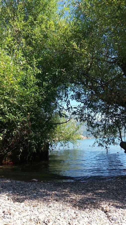 Crystal Lake secreto fotos de stock