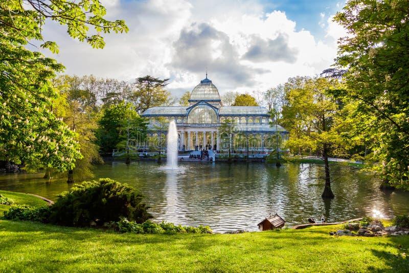 Crystal Palace fotos de archivo libres de regalías
