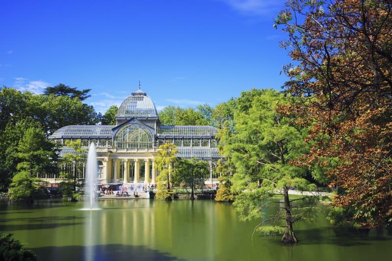 Crystal Palace royaltyfri fotografi