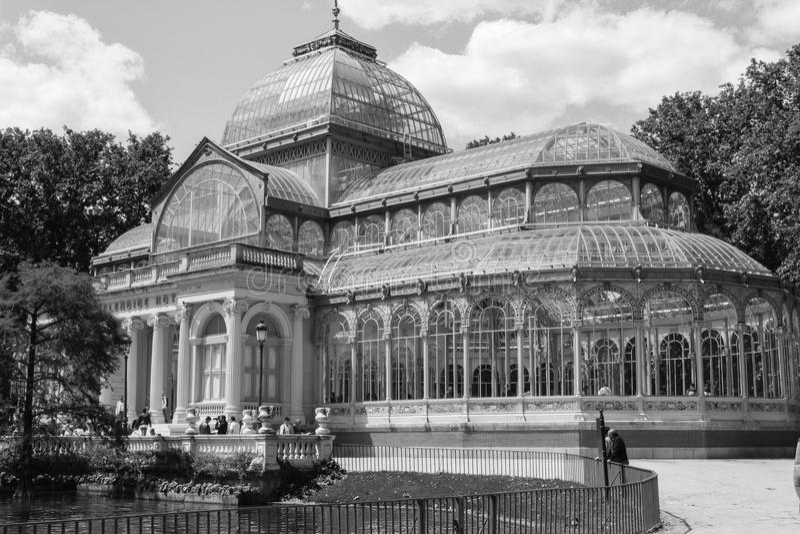 Crystal Palace royalty-vrije stock foto's