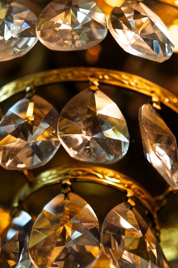 Free Crystal Pendants. Royalty Free Stock Images - 22968429