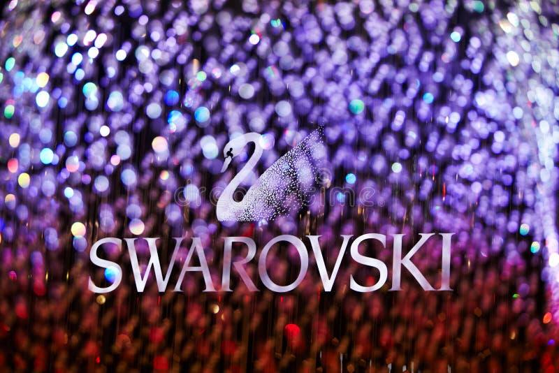 CRYSTAL RAIN SWAROVSKI