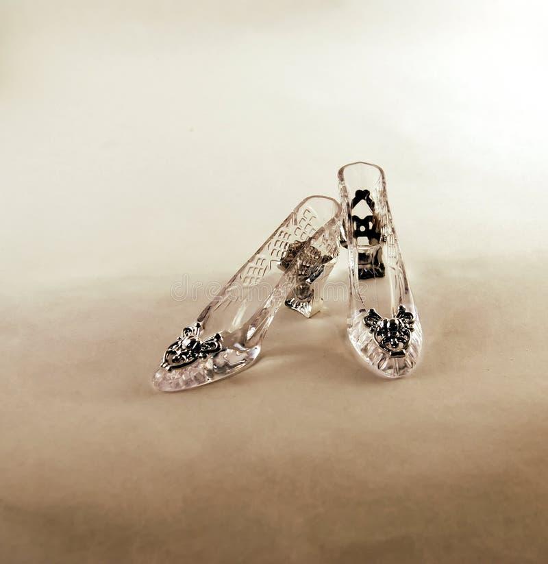 Free Crystal Slipper Stock Image - 4949561