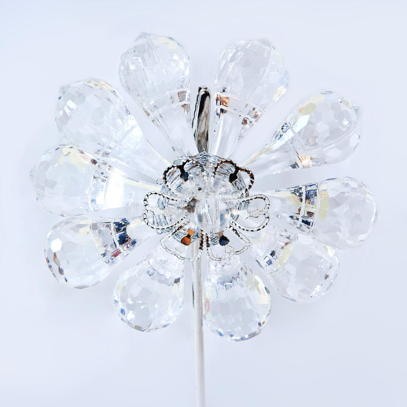 Download Crystal star stock photo. Image of precious, illuminated - 17917552