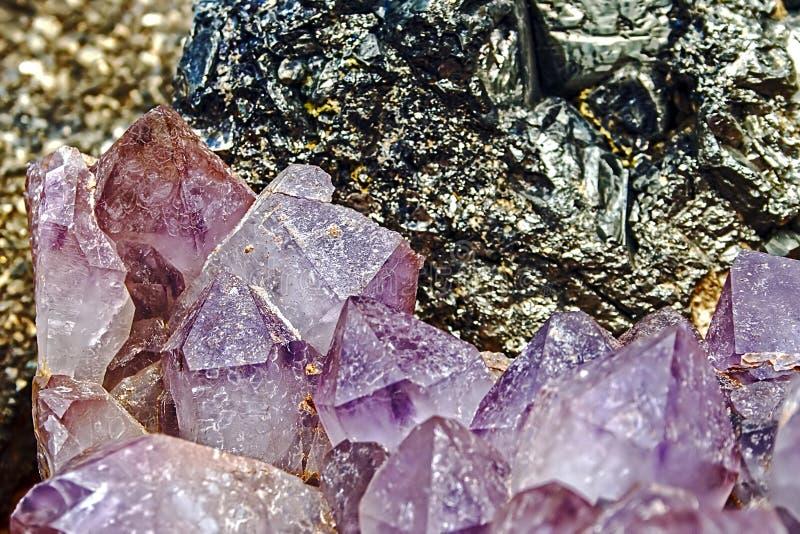 Download Crystal stones 9 stock image. Image of dark, power, black - 39514859