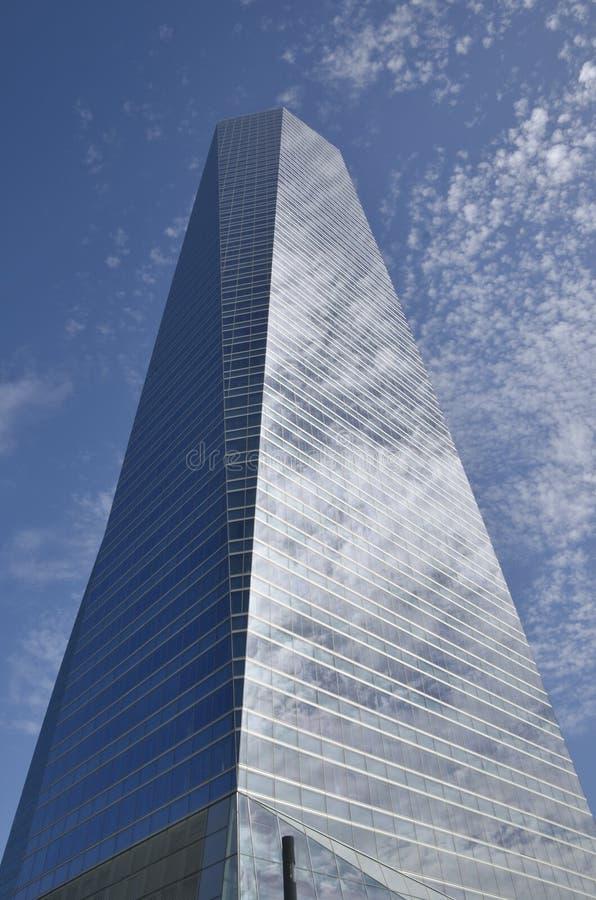 Crystal Tower image libre de droits