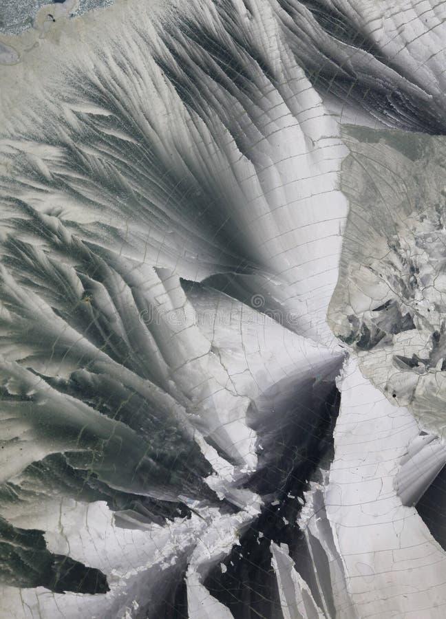 Crystallized sulphur royalty free stock photo