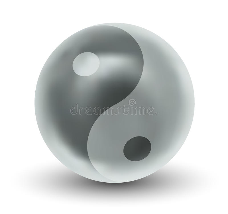 crytsal yang yin ελεύθερη απεικόνιση δικαιώματος