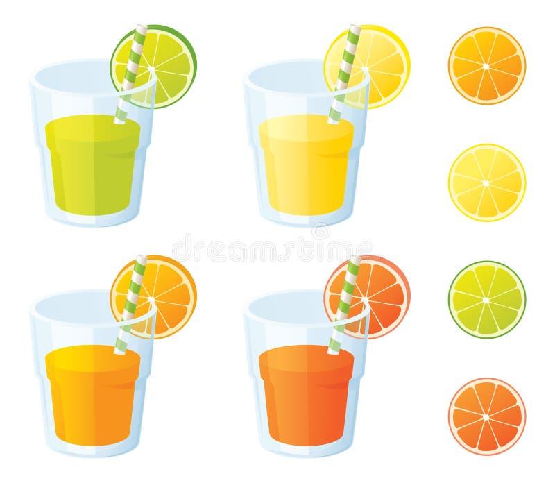 Cs de vitamine illustration de vecteur