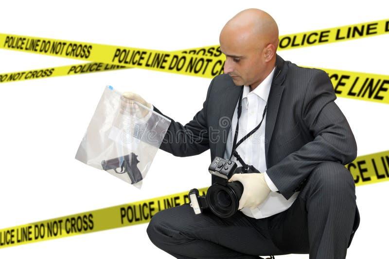 CSI imagem de stock royalty free