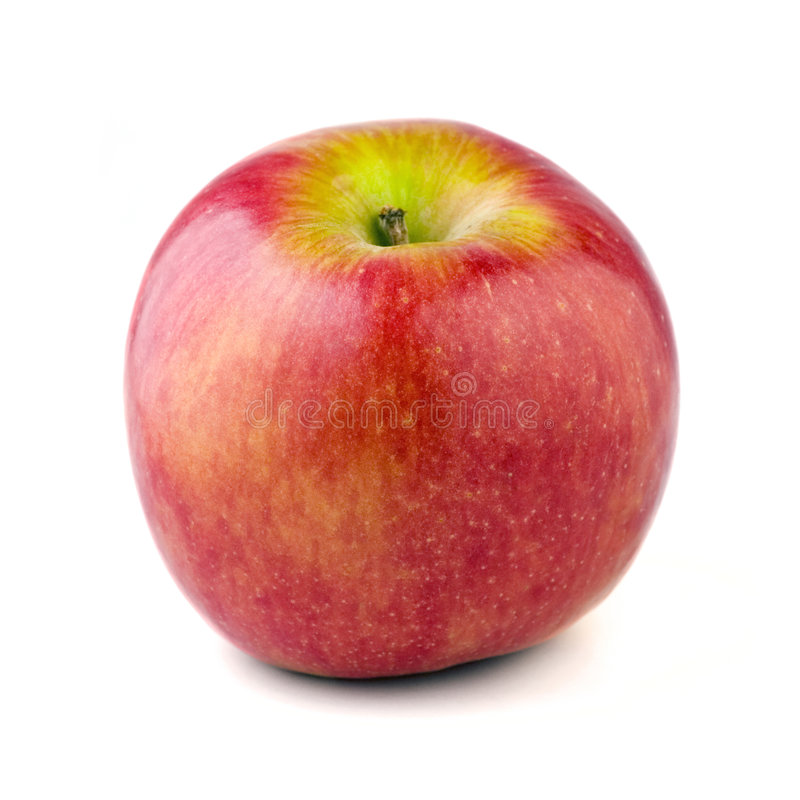 CSP Pink Lady Apple. Yummy, fresh and juicy, crispy Pink Lady apple. Take a bite and see how juicy sweet this baby is royalty free stock photos