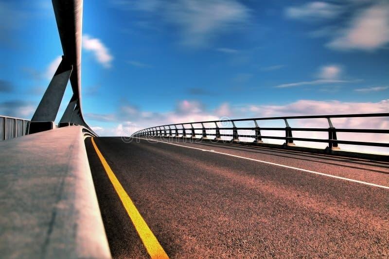 csphindmarsh för 6 bro arkivbilder