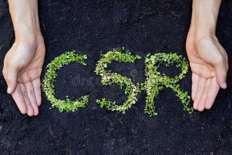 Csr stock foto